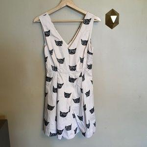 Leah Reena Goren Feline Karma Dress Cats Anthro 2